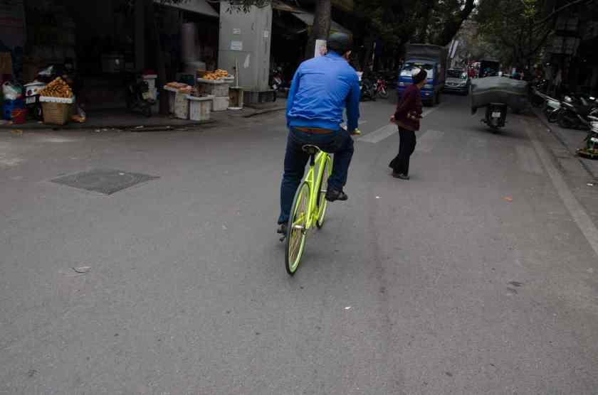 Fixie in Hanoi