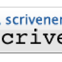 Scrivener: The Essential Writing Tool