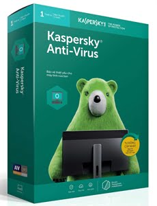 Kaspersky Anti Virus 1PC