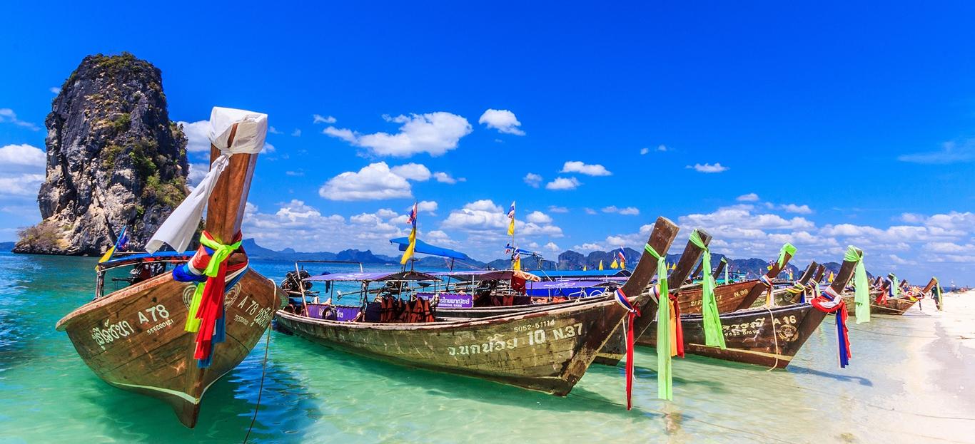Speedboats from Phuket to Krabi