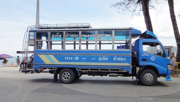 public bus from Phuket to Krabi