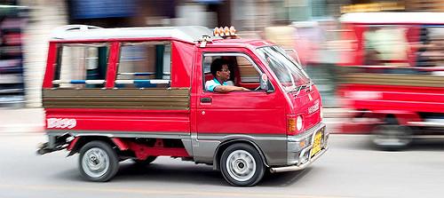 minibus from Phuket airport