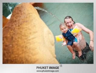 Family photo at JW Marriott Phuket- 0012