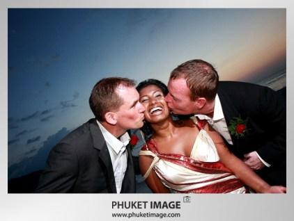 Kata Thani Phuket Wedding -0011