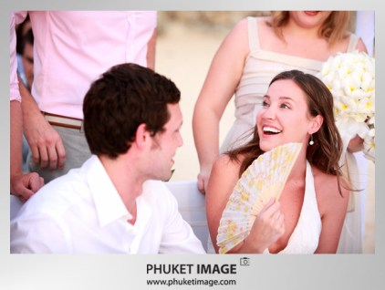 Destination Thailand wedding photographer - Phuket wedding image 018