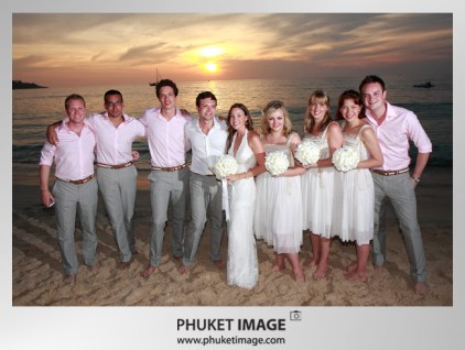 Destination Thailand wedding photographer - Phuket wedding image 023