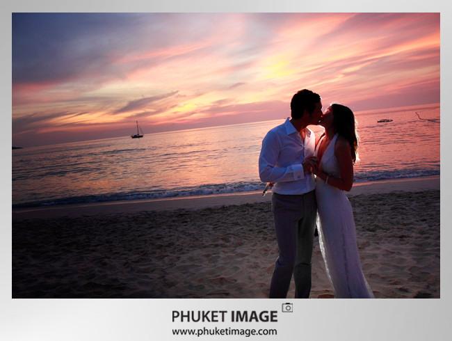 Destination Thailand wedding photographer - Phuket wedding image 024