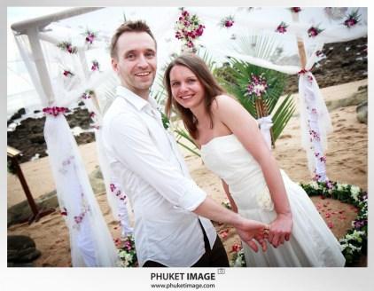 Thailand beach wedding photographer , Lanta Island , Krabi