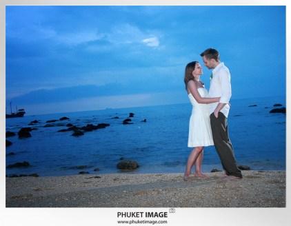 On the beach wedding in Thailand - 040