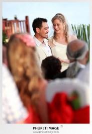 Romantic beach wedding in Koh Samui by Phuket photographer