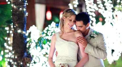 Wedding day at Rocky's Boutique Resort , Koh Samui