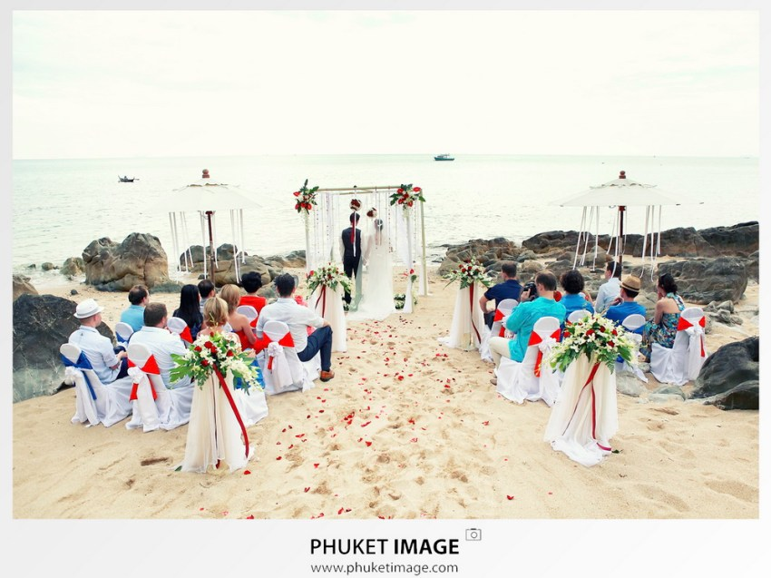 Krabi and Koh Lanta wedding photographer