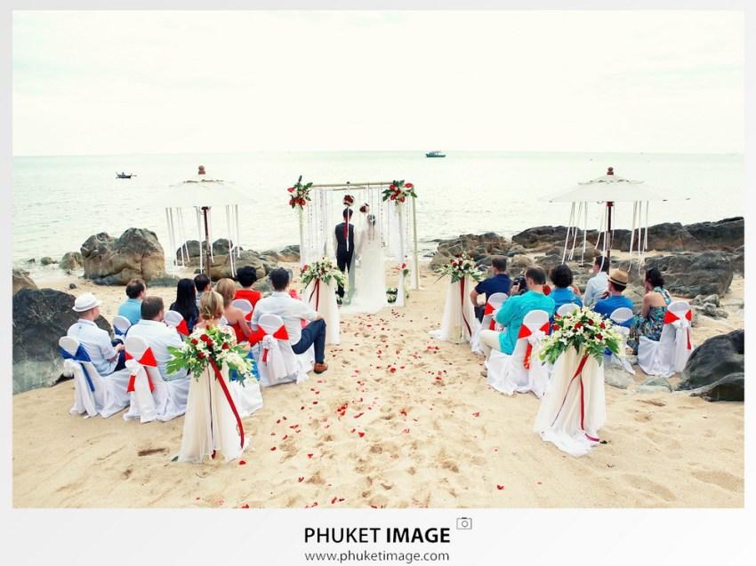 Krabi and Koh Lanta wedding photographer
