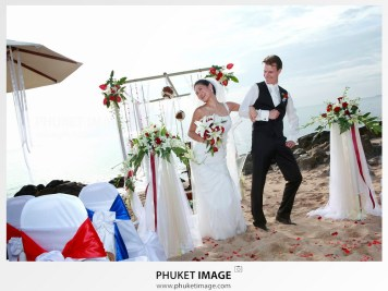 Koh Phi Phi beach marriage photographer