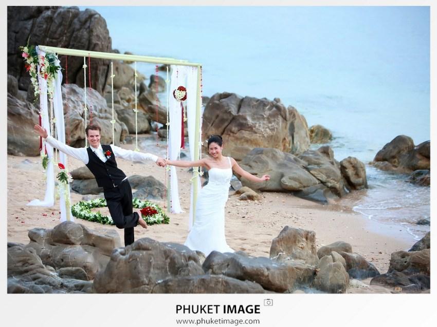 Phuket documentary wedding photographer