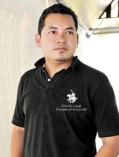 Chanjit Langji, Founder of Artizarn80