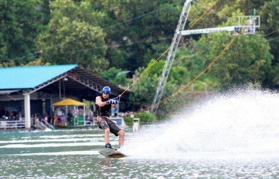 Phuket Cable Ski