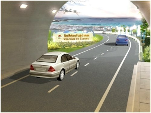 patong tunnel