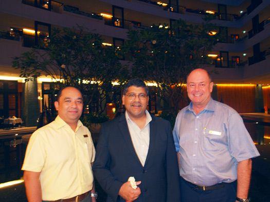 Ambassador to Thailand