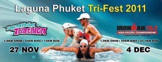 Laguna Phuket Tri - Fest 2011
