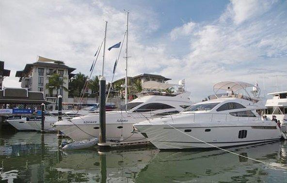 Open for boating business: Phuket International Boat Show 2012