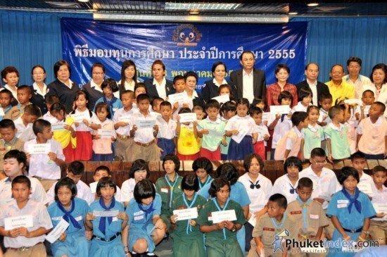 MaiKhao Dream gives scholarships
