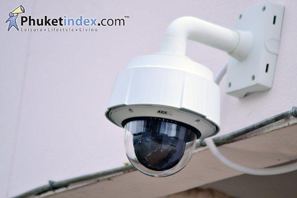 Phuket's CCTV project makes progress