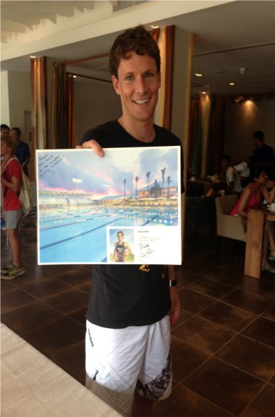 Triathlon Stars Reveal their Secrets at Thanyapura