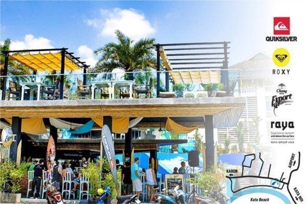 Phuket Surf House Friday & Sunday Specials