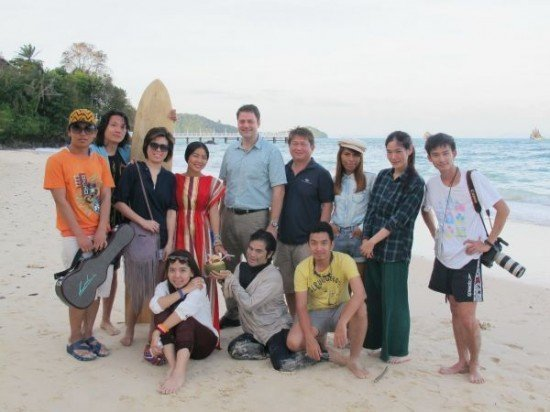 Phuket's Cape Panwa Hotel welcomes famous Thai singer