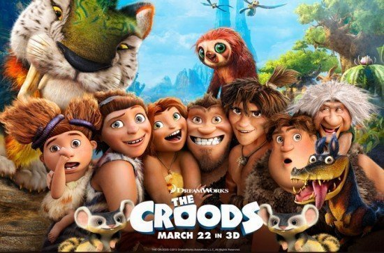 Phuket Now Showing: The Croods