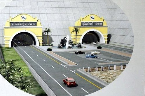 EXAT propose Phuket's Patong Tunnel