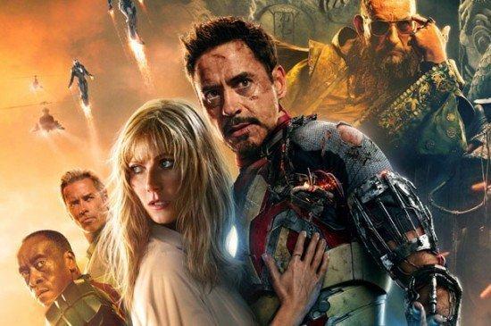 Phuket Now Showing: Iron Man 3