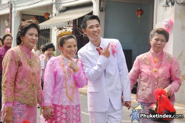 Phuket Baba Wedding 2013