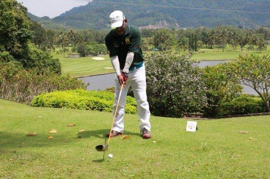 Phuket opens 11th Phuket-Pattaya Amateur Ryder Cup