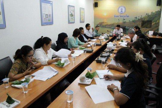 Phuket developing OTOP business network