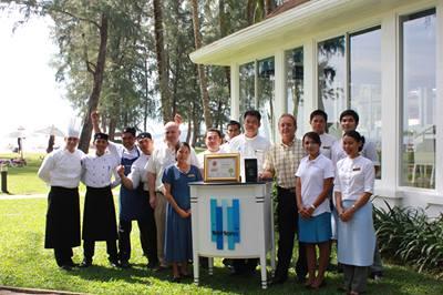 Phuket's La Trattoria Restaurant Named One of Thailand's Best