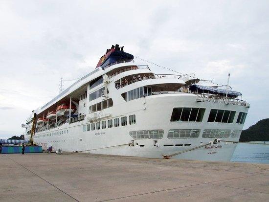 Phuket Port expansion plan to be pushed forward
