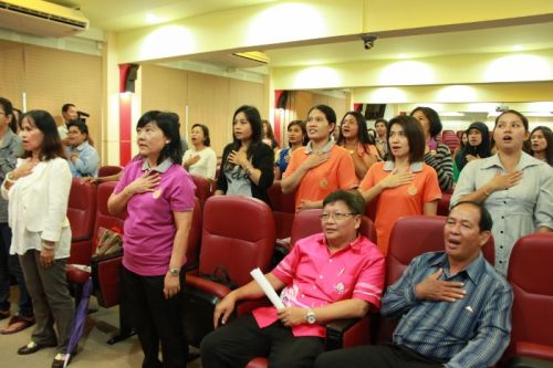 Phuket PAO holds English language development project