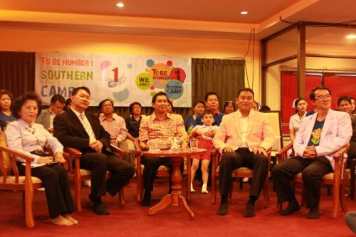 Phuket holds 2nd To Be Number One Leader Camp 2013