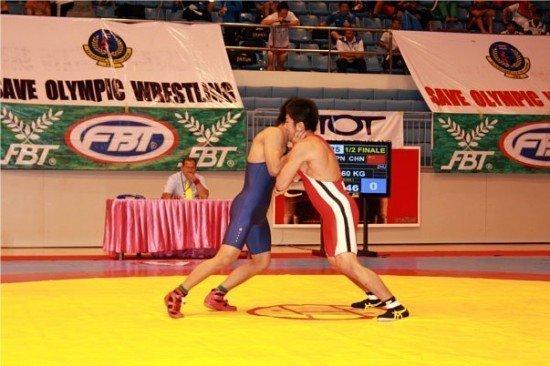 Phuket opens Asian Junior Wresting Championship 2013