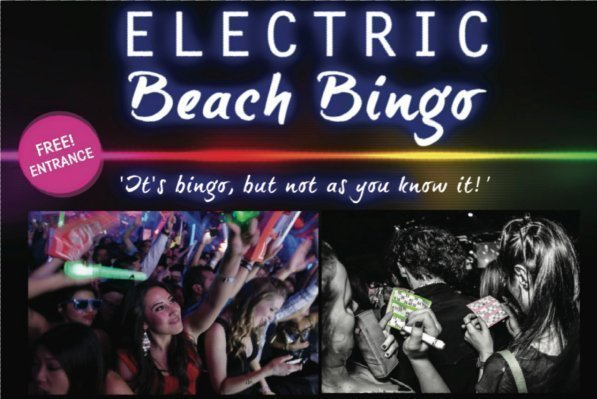 It's bingo time on Phuket, but not as you know it!