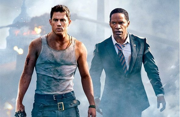 Phuket Now Showing : White House Down