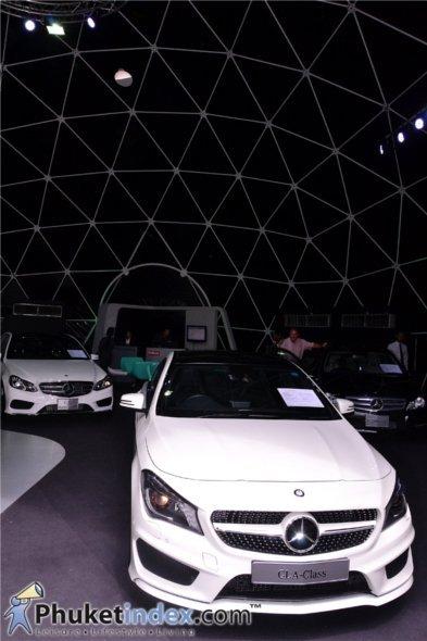 Mercedes-Benz present Star Dome @ Central Festival Phuket