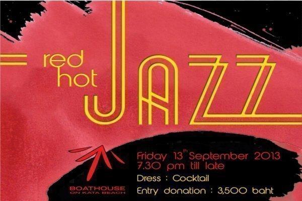Phuket Charity Event set to to 'Jazz Up' Island