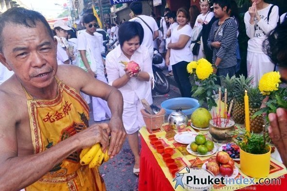 2013 Phuket Vegetarian Festival Dates Announced