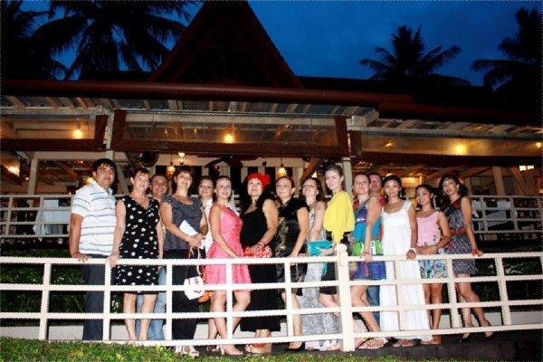 Dusit Thani Phuket welcomes Russian Travel Agents