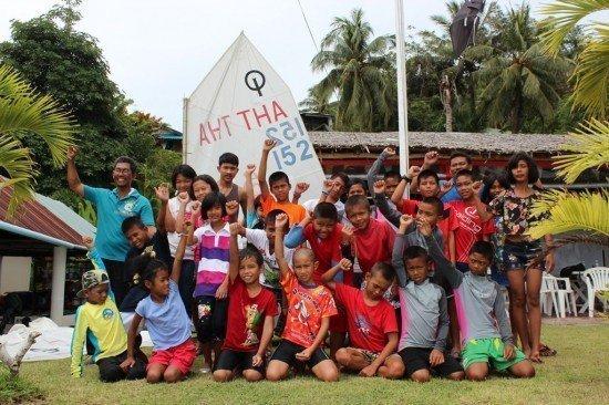 Phuket presents successful Phuket Youth Week 2013