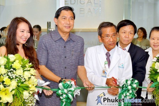 Central Festival Phuket launch Medical Bay