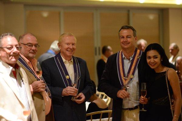 Regent Phuket welcomes Chaîne des Rotisseurs Members